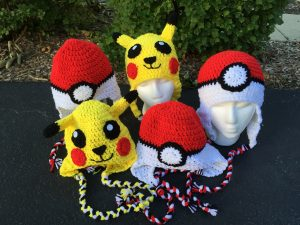 pokemon-hats