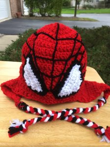 spiderman-hat